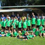 Kinder Fussballcamp 2017