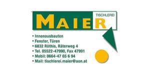 Tischlerei Maier