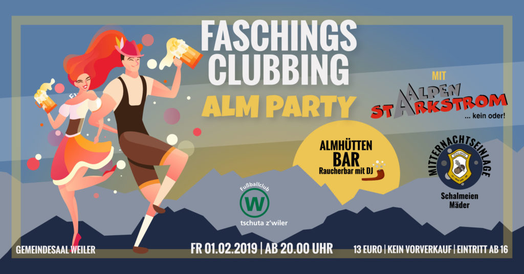 Alm-Party 2019