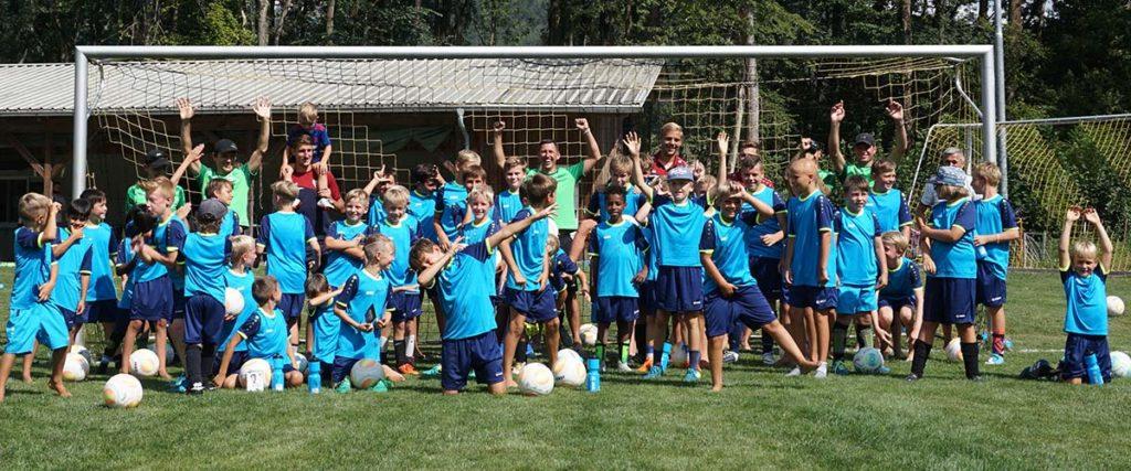 Kinder-Fussballcamp 2018