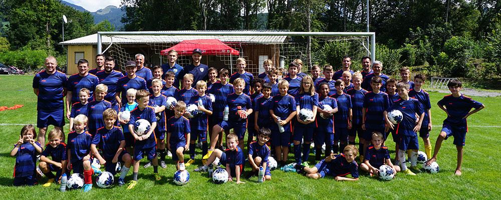 Kinder Fußballcamp 2019
